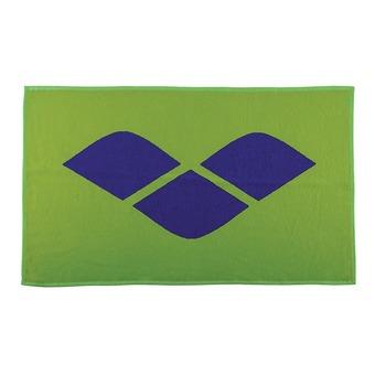Serviette éponge HICCUP leaf/danube blue