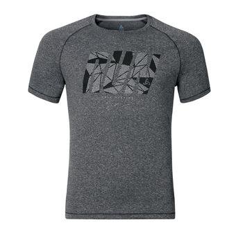 Camiseta hombre RAPTOR black melange