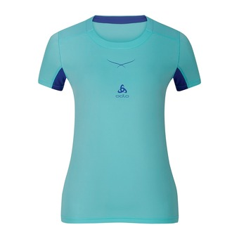 Maillot MC femme CERAMICOOL blue radiance/spectrum blue