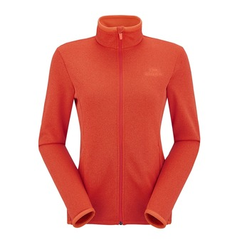 Chaqueta polar mujer SWING spicy coral