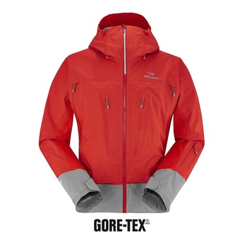Veste homme COMMODORE ACTIVE GTX rouge eider/arctic grey
