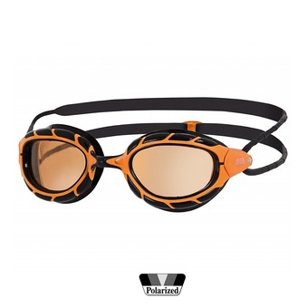 Gafas de sol polarizadas PREDATOR ULTRA orange/black/copper