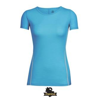 Camiseta mujer AERO capri/snow