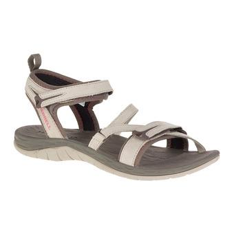 Sandalias mujer SIREN STRAP Q2 aluminum