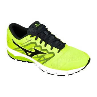Chaussures running homme SYNCHRO MD 2 safety yellow/black/dark shadow