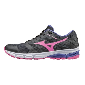 Zapatillas running mujer SYNCHRO MD 2 black/electric/liberty