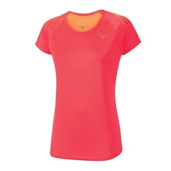 Camiseta mujer MUJIN diva pink/orange pop