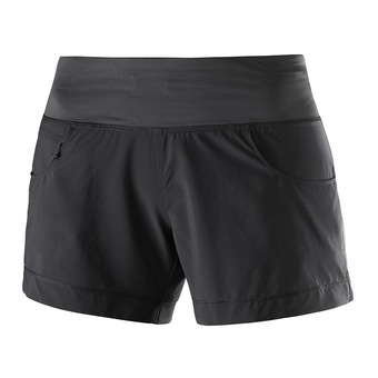 Short mujer ELEVATE FLOW black