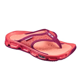 Chanclas mujer RX BREAK  poppy red/living cor/sa