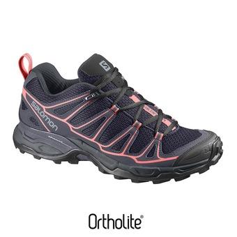 Chaussures randonnée femme X ULTRA PRIME  nightshade/bl/cora