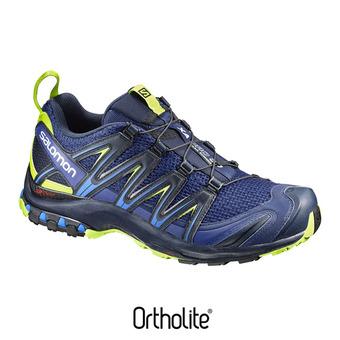Zapatillas trail hombre XA PRO 3D blue depth/navy blaze/li