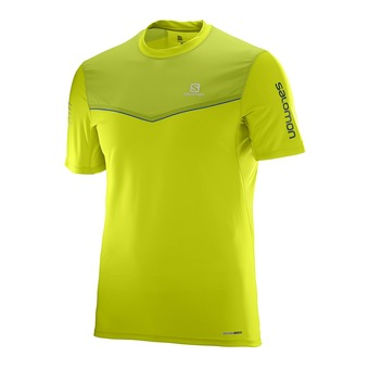 Camiseta hombre FAST WING lime punch/lime green