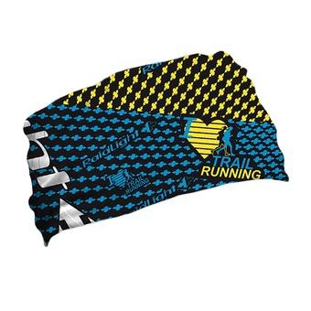 Accesorio deportivo PASS MOUNTAIN black/ yellow