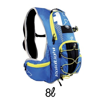 Mochila de hidratación 8L TRAIL XP6/8 evo blue