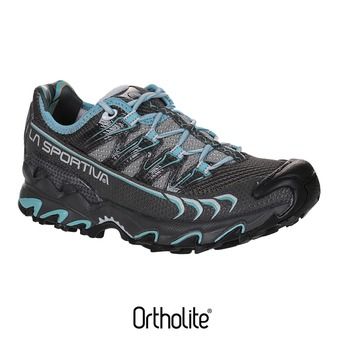 Zapatillas de trail mujer ULTRA RAPTOR grey/ice blue