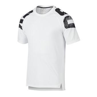 Tee-shirt MC homme ZONE WAVE white