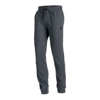 Pantalón hombre MAMMUT LOGO graphite melange