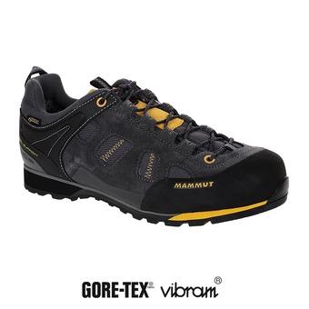 Zapatillas hombre AYAKO LOW GTX® graphite/yellowstone