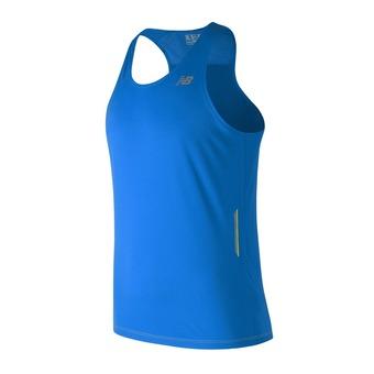 Camiseta de tirantes hombre NB ICE electric blue print