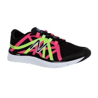 Zapatillas fitness mujer WX811 V2 black/alpha pink