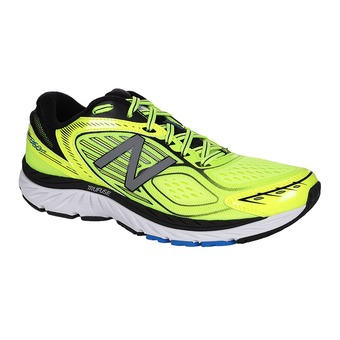 Chaussures running homme 860 V7 yellow/black
