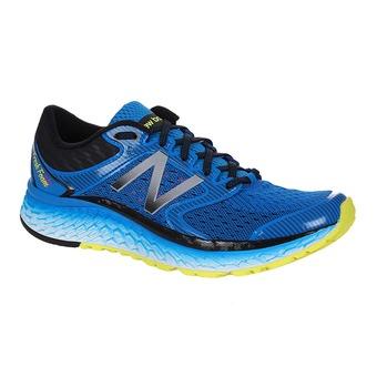 Zapatillas running hombre 1080 V7 blue/yellow