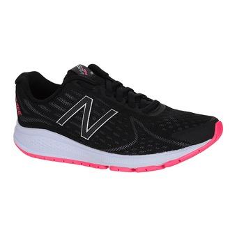 Zapatillas running mujer RUSH V2 black/alpha pink