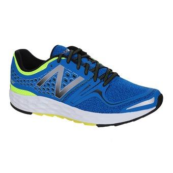 Chaussures running homme VONGO blue/yellow