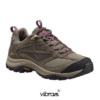 Zapatillas de senderismo mujer TERREBONNE™ pebble/intense violet