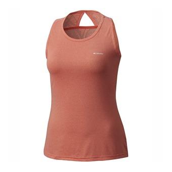 Camiseta de tirantes mujer PEAK TO POINT™ lychee