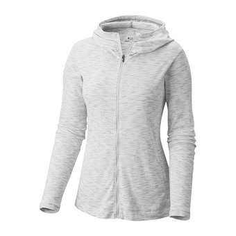 Veste femme OUTERSPACED™ white spacedye