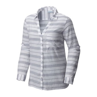 Chemise ML femme EARLY TIDE™ noctural stripe