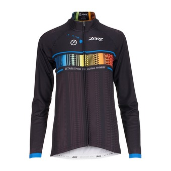 Chaqueta mujer CYCLE ALI'I THERMO flying hawaiian