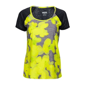 Camiseta mujer WEST COAST lemon/lime