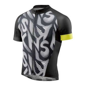 Maillot zippé MC homme CYCLE CLASSIC black