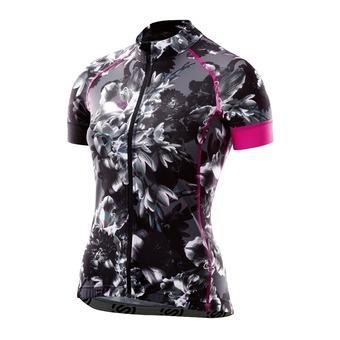 Camiseta mujer CYCLE CLASSIC botanica