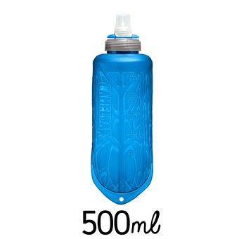 Botellín 500ml QUICK STOW blue