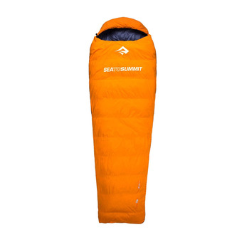 Sac de couchage +5°CTREK TK I orange/prune
