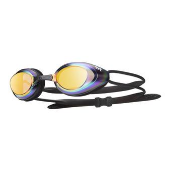 Lunettes de natation BLACKHAWK RACING MIRRORED gold/metal/rainbow