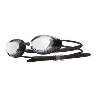 Lunettes de natation polarisées BLACK HAWK RACING polarized silver black