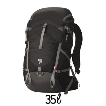 Sac à dos 35L RAINSHADOW™ black