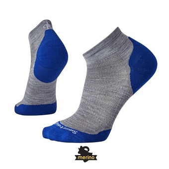 Calcetines hombre PHD RUN LIGHT ELITE light grey/bright blue
