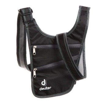 Bandolera mini   SECURITY HOLSTER negro/granito