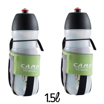 Pack de 2 porte-bidons HOLDERS + 2 bidons 750ml ACTION