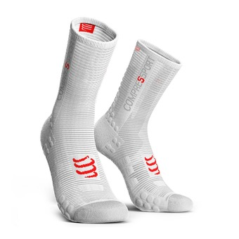Calcetines ULTRALIGHT BIKE RACING PRSV3 white