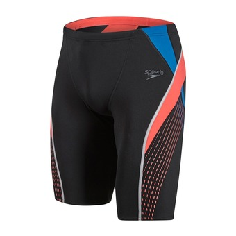 Jammer homme FIT SPLICE black/blue/red