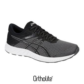 Zapatillas running hombre FUZEX LYTE 2 black/silver/white
