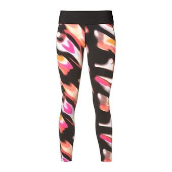 Mallas 7/8 mujer FUZEX sea wave diva pink