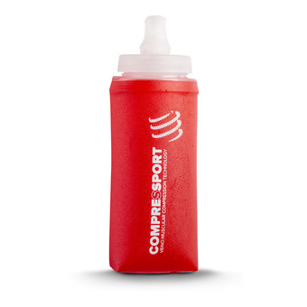 Compressport ERGO FLASK - Flasque 300ml rouge