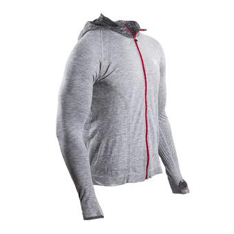 Camiseta térmica hombre 3D THERMO SB RUN grey